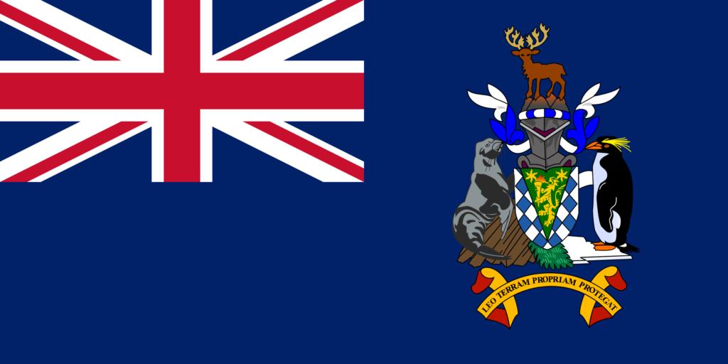 South Georgia and South Sandwich Flag
